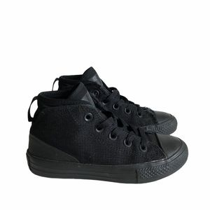 Converse All Star Black Chuck Taylor High Top Shoe
